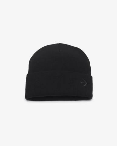 Čierna čiapka Converse