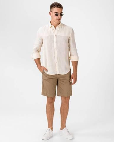 Biela košeľa Diesel